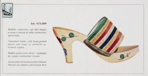 corbelli shoes 1958 zoccolo Fepa